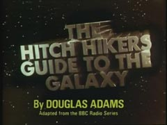 Hitch Hikers Guide